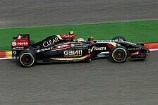 Formel 1 - Hoffen auf problemfreies Wochenende: Pastor Maldonado: Monza ist speziell