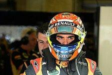 Formel 1 - Ungl�ckliche Szene: Maldonado: Unfall nicht so heftig