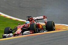 Formel 1 - Verteidigung auf ganzer Linie: Defektreicher Tag f�r R�ikk�nen