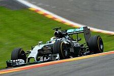 Formel 1 - Video: Hamilton stellt Monza vor