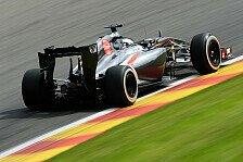Formel 1 - Ein fehlerloses Rennen: Sutil auch ohne Punkte zufrieden