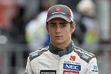 Formel 1 - M�ssen in allen Bereichen Fortschritte machen: Gutierrez: Sauber-Situation inakzeptabel