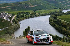 WRC - Hyundai nach fulminantem Doppelsieg auf Rang drei