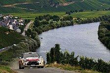 WRC - Das war be�ngstigend: Meeke nach Verkehrs-Unfall: Was zur H�lle?!
