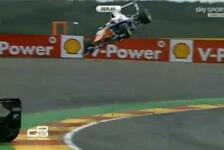 GP3 - Video: Belgien-Training: Tereshchenko fliegt ab