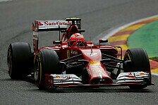 Formel 1 - Nichts spricht dagegen: Alonso & R�ikk�nen: Fahrstile kompatibel?