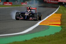 Formel 1 - Keine Red-Bull-Order: Toro Rosso auf Red-Bull-Niveau?