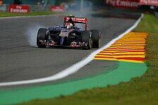 Formel 1 - Keine Red-Bull-Order: Toro Rosso auf Red-Bull-Niveau?