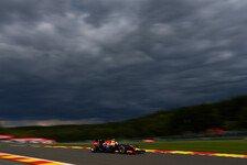 Formel 1 - Der Regen ist da: Belgien GP: Der Samstag im Live-Ticker