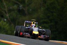 Formel 1 - Neue �bersetzung f�r den Rest der Saison: Red Bull zieht Getriebe-Joker