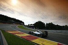 Formel 1 - Das erwartet die Fahrer im Rennen: Eau Rouge: Endlich wieder eine Mutkurve?