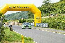 ADAC Opel Rallye Cup - Zweiter Sieg in Folge: Julius Tannert weiter auf dem Vormarsch