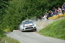 WRC - Unfall sorgt f�r WP-Abbruch: Latvala mit Vorprung, Ogier crasht erneut