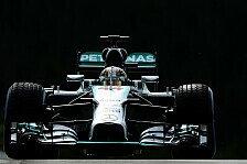 Formel 1 - Abenteuerlicher Quersteher in Eau Rouge: Bremsproblem behindert Hamilton