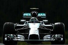 Formel 1 - Rosbergs siebter Pole-Streich: Qualifying: Rosberg schl�gt Hamilton