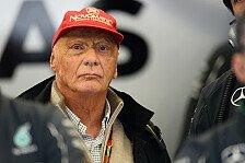 Formel 1 - Rosberg tr�gt Schuld an Kollision: Spa-Crash: Lauda bleibt bei seiner Meinung