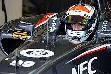 Formel 1 - Reifen als Herausforderung: Sauber Vorschau: Italien GP