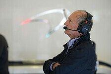 Formel 1 - McLaren will immer die besten Fahrer: Alonso-Ger�cht: Ron Dennis nimmt Stellung