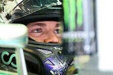 Formel 1 - Monza ist etwas ganz Spezielles: Nico Rosberg