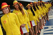 Formel 1 - Bilder: Belgien GP - Girls
