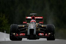 Formel 1 - Tempojagd in Monza: Nick Chester: 360 km/h sind m�glich