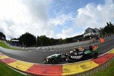 Formel 1 - 2012 wiederholen? Werden es versuchen: Sergio Perez: Besondere Erinnerungen an Monza