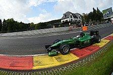 Formel 1 - F�r Monza und Suzuka frei: Lotterer nach Ausfall: Hoffen auf mehr Rennen