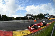 Formel 1 - Eine Sekunde R�ckstand auf Alonso: R�ikk�nen: Etwas Besserung in Sicht