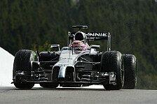 Formel 1 - Entscheidung vor Saisonende: McLaren: Fahrerplanung weiter offen
