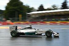 Formel 1 - Das Wetter macht den Unterschied: Belgien GP: Die Stimmen zum Samstag