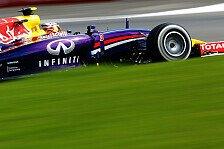 Formel 1 - Ein Podestplatz w�re gro�artig: Red Bull Vorschau: Italien GP