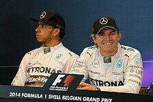 Formel 1 - Es wird wieder krachen: Umfrage: N�chster Mercedes-Crash vorprogrammiert