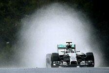 Formel 1 - Kommt der Regen?: Wetterprognose f�r den Belgien GP