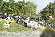 WRC - Auch der n�chste Weltmeister f�hrt Volkswagen: Entt�uschung und WM-Vorentscheidung bei VW