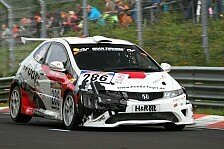 VLN - Monteiro & Tarquini starten im WTCC-Honda