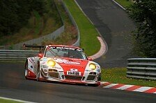 VLN - Frikadelli Racing holt 200. Porsche-Sieg