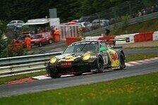 VLN - Haribo Racing zieht seinen Porsche zurück