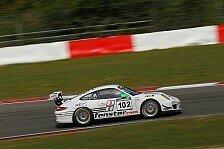 VLN - Huber Motorsport weiter auf dem Vormarsch