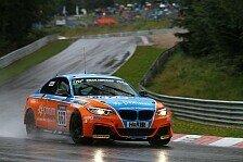 VLN - Chaotisches Wetter in der Eifel : BMW M235i Cup - Adrenalin siegt beim H�hepunkt