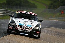 VLN - Wetterchaos hindert nicht: Problemloses Rennen f�r LG WikiSpeed