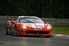 VLN - Defekt an der Benzinversorgung: Fr�hes Rennende f�r racing one