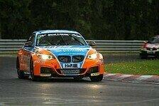 VLN - Fehlerlos trotz Starkregen: BMW M235i Cup - Sieg f�r Daniel Zils