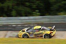 NLS - GT Corse by Rinaldi holt Podestplatz