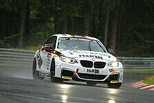 NLS - BMW M235i Cup - Walkenhorst ist Vizemeister