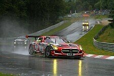 VLN - Am Tag, als der Regen kam: Car Collection im Regen ohne Renngl�ck