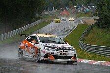 VLN - Klassensieg f�r Schrick/Luostarinen: Opel Astra Cup - Lubner-Trio meistert Chaos