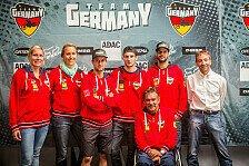 ADAC MX Masters - MXoN Team Germany bereit f�r Kegums: Nagl, Schiffer und Ullrich starten f�r Deutschland