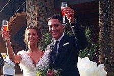 MotoGP - Trauung am Samstag: Aleix Espargaro hat seine Laura geheiratet