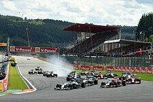 Formel 1 - Mercedes-Zoff, �berraschungssieger und kurzes Deb�t: Belgien GP: Die neun Antworten zum Rennen