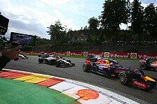 Formel 1 - Die Grinsekatze schl�gt zu!: Belgien GP: Der Sonntag im Live-Ticker
